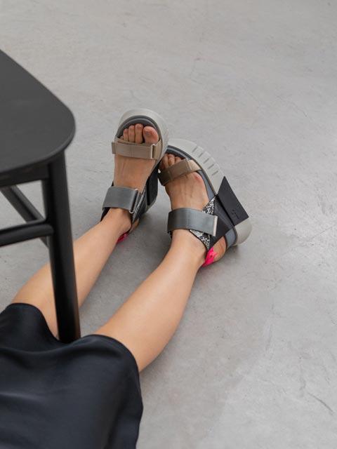 Sandálias mulher