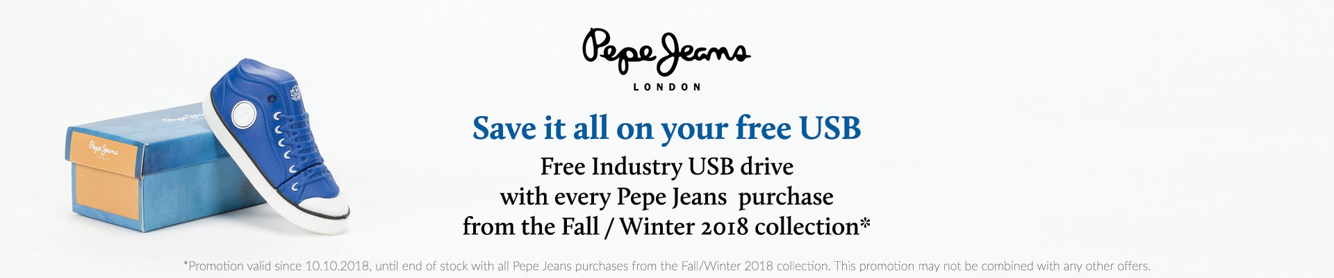 Promotion Pepe Jeans