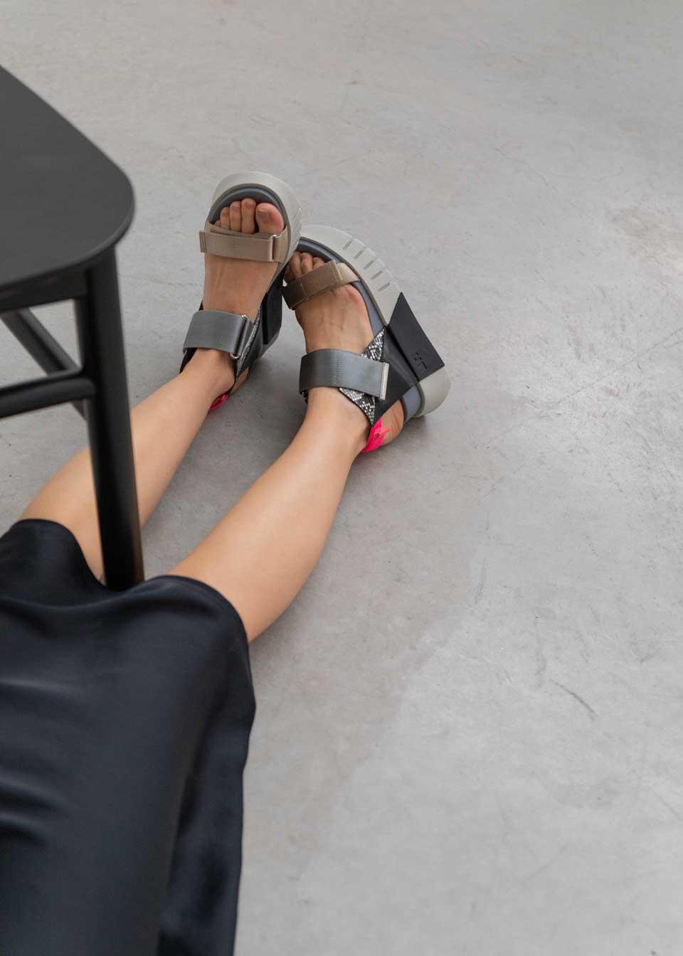 Sandale United Nude