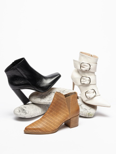 Ankle boots woman