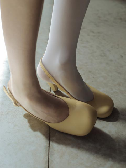 Sapatos para mulher