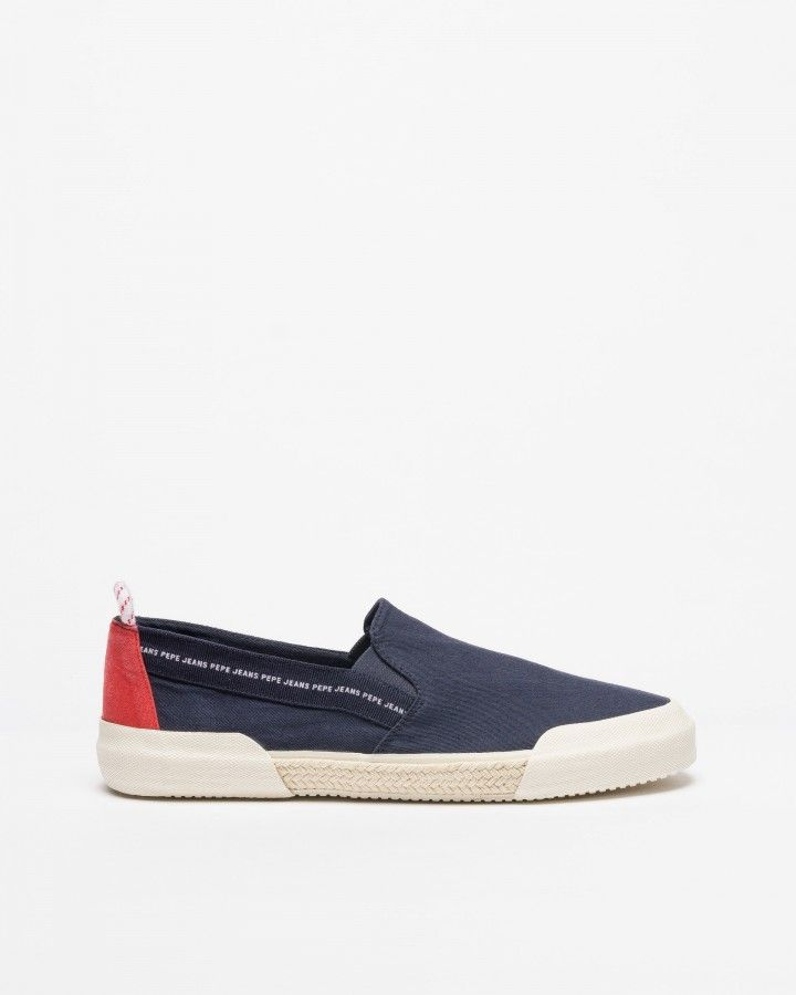 los angeles 92ce9 b422c Pepe Jeans Cruise Slip On Shoes