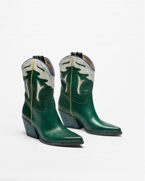 Elena Yachi Ankle Boots