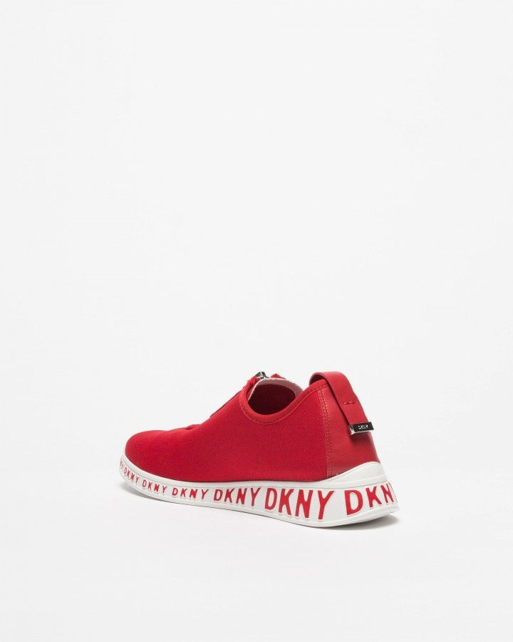 Dkny Melissa Sneakers Red Prof Online Store