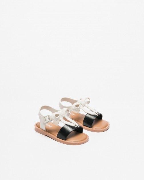 Mini Melissa Sandals