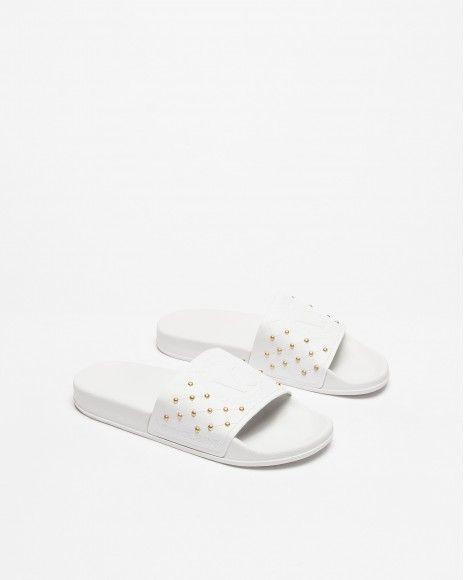 Versace Flip Flops