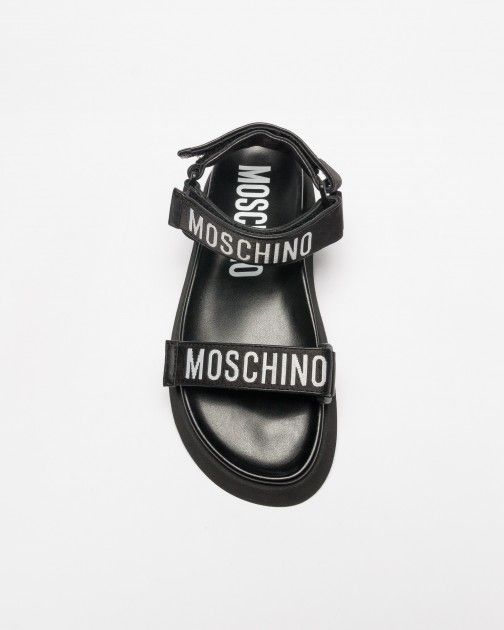 Sandálias Moschino