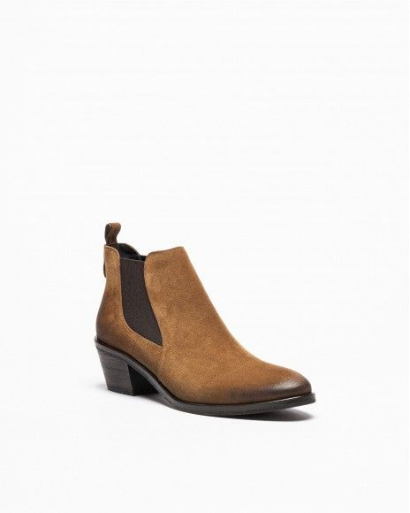 Prof Ankle Boots
