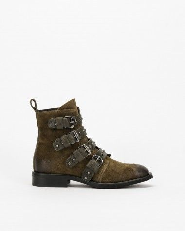 Just Juice Ankle Boots