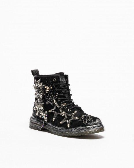 Nan-Ku Ankle Boots