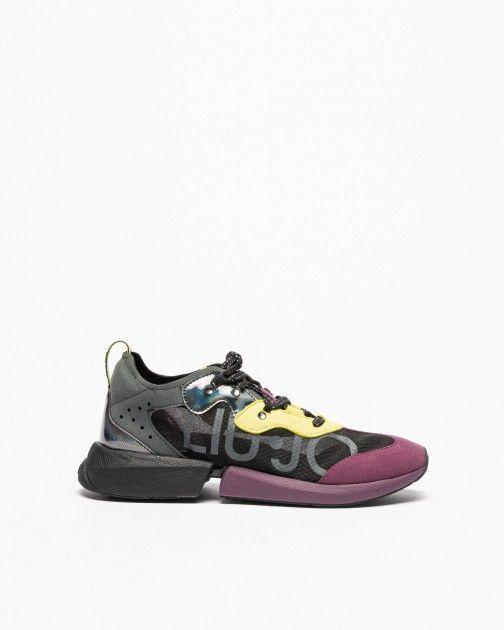 Gran universo Hacia abajo Extracción  Liu-Jo Yulia 04 Sneakers Purple | PROF Online Store