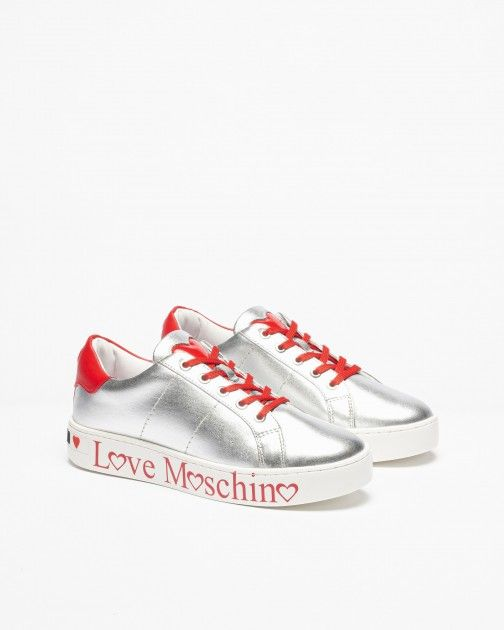 Baskets Love Moschino