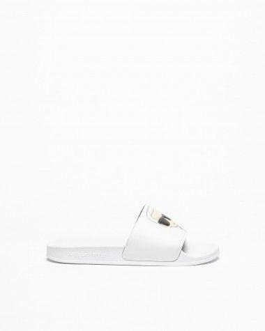 Karl Lagerfeld Flip Flops