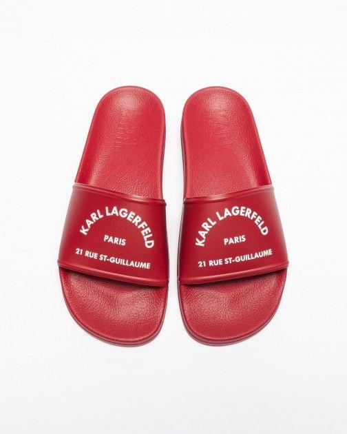 Tongs Karl Lagerfeld
