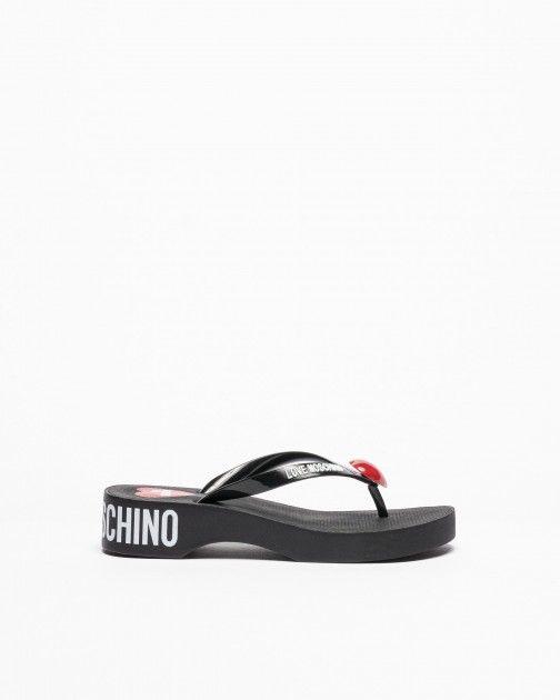 Love Moschino Flip Flops