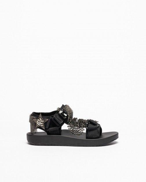 NAN-KU Couture Sandals