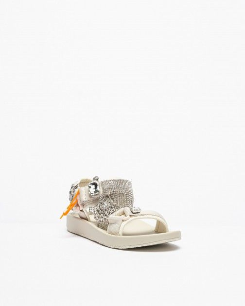 NAN-KU Couture Sandals
