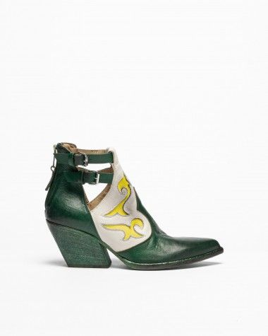Elena Yachi Ankle Boots