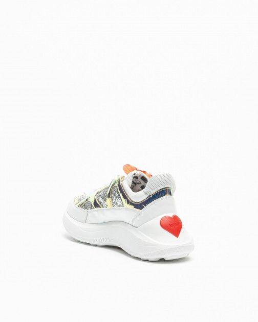 Baskets Love Moschino