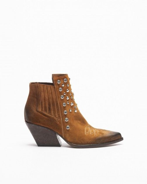Bottines Elena Yachi