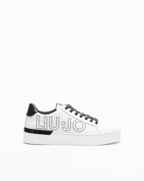 Melodioso Odia misericordia  Liu-Jo Silvia 10 Sneakers White | PROF Online Store