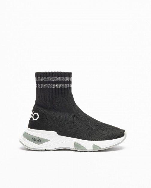 Incitar latitud Gasto  Liu-Jo Hoa 03 Sneakers Black | PROF Online Store