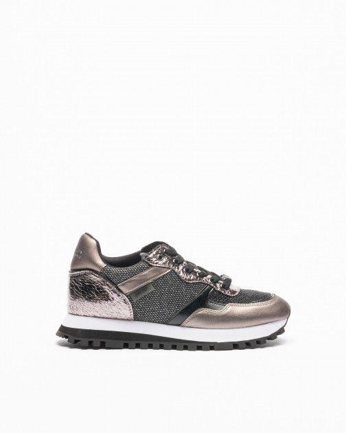 adecuado brindis biblioteca  Liu-Jo Wonder 2.0 Sneakers Lead | PROF Online Store