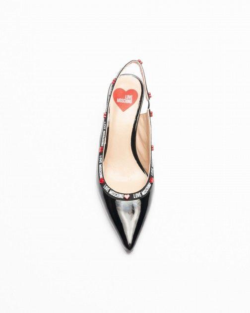 Sapatos Love Moschino