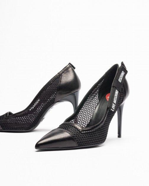 Zapatos Love Moschino