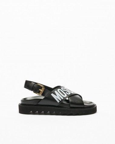 Sandales Moschino