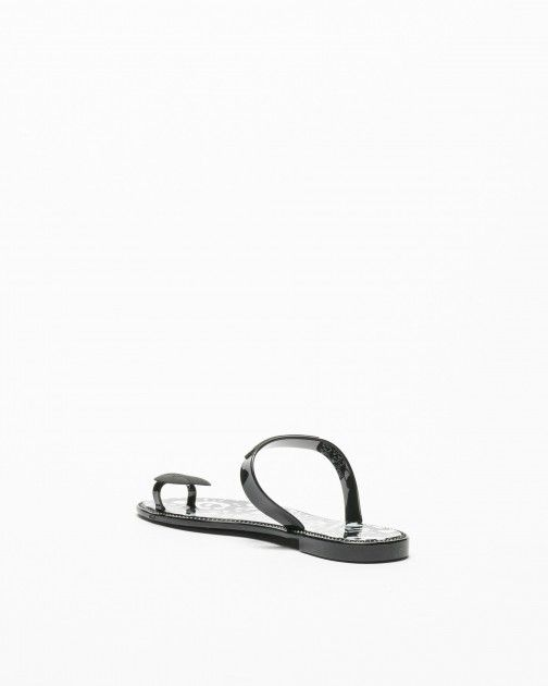 Sandálias Love Moschino