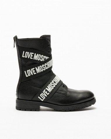 Botas Love Moschino