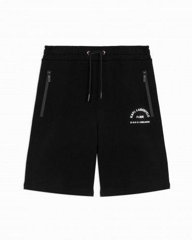 Pantalones cortos de deporte Karl Lagerfeld
